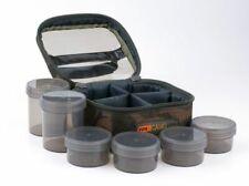 Fox Camolite Glug 6 Pot Case CLU311 Tasche für Dipbecher Bechertasche Bag