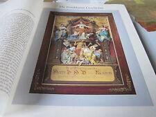 Frankfurt Archiv A 5 Geschichte 2081 Widmungsfest OB H.D. von Mumm 1880 Klimsch
