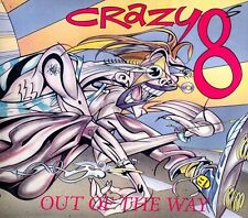 Crazy 8s - Out of the Way [New CD]