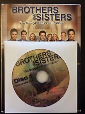 Brothers and Sisters - Season 2, Disc 1 REPLACEMENT DISC (not full season)