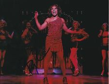KINKY BOOTS OBC BILLY PORTER LOLA SIGNED 8X10 PHOTO A SHOWSTUFF