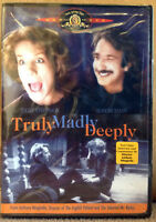 Truly, Madly, Deeply (DVD, 2001) Region 1 / Rare/ OOP w/Insert! / FACTORY SEALED