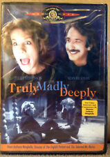 Truly, Madly, Deeply (DVD, 2001) Region 1 / Rare/OOP w/Insert! / FACTORY SEALED