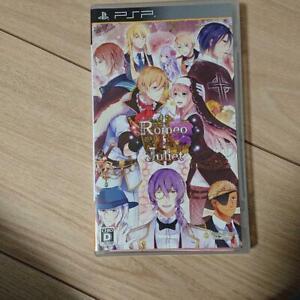 PSP Romeo & Juliet 4560231121388 From japan