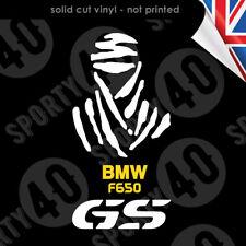 BMW F650 GS Sticker Vinyl Decal Tank Fairing Pannier F 650 GS 2128-0119