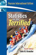 Statistics for the Terrified by Kranzler, Gerald, Moursund, Janet, Kranzler Ph.