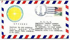 1989 Stinger MLRS Surface Air Missile Multiple Rocket Launch System NASA USA