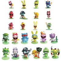 HAPPY TREE FRIENDS MINI FIGURES WORLD SERIES 1 SERIES 2 FULL SETS 12