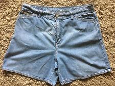 Marks Spencer para mujer ligero pantalones cortos de mezclilla & 14