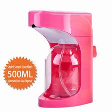 500ml Smart Sensor Automatic Soap Dispenser Touchless Bathroom Kitchen Foam Pump
