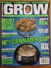 BEST OF HIGH TIMES MAGAZINE GROW AMERICA 2003 16th CANNABIS CUP