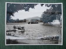 METZ - Photographie  LIROT de 1966 ? - le St Quentin vu du plan d'eau