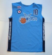 Royal Airforce Basketball players Jersey Large, RAF vest