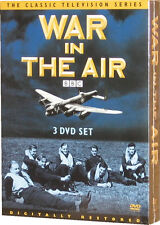 War In The Air BBC Complete Royal Air Force Documentary Series RAF New DVD