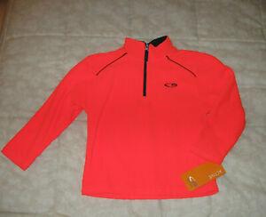 Champion Boy's 1/4 Zip Fleece Pullover Size XS