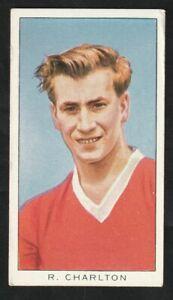 KELLOGG cereal famous Stars Football 1963 Manchester United Bobby Charlton