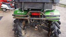 09-15 Arctic Cat 700 4x4 Mudpro Rear Bumper Grab Bar  1506-615