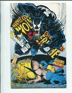Marvel Comics Presents #117 - 1st Wolverine Venom Meeting - High Grade