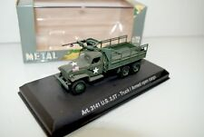 Armour Collection 1:72 3141 GMC US 2.5 T Truck Armed Open Cargo
