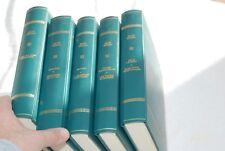 5 LIVRES DE JEAN GIONO EDITIONS RONBALDI PAR PIERRE DE TARTAS