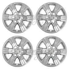 """17"""" Chrome Wheel Skins Hubcaps FOR 2019 2020 Ford Ranger XL / XLT"""