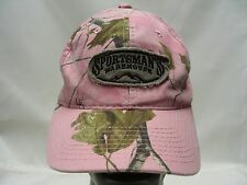 SPORTSMAN'S WAREHOUSE - PINK - ADJUSTABLE BALL CAP HAT!