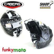 Cascos modulares Caberg motocicleta para conductores