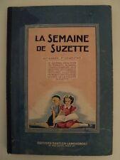 ALBUM LA SEMAINE DE SUZETTE  40e année - 1er semestre, 1949
