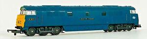 LIMA 00 GAUGE - BR BLUE CLASS 52 DIESEL WESTERN RENOWN D1071 - UNBOXED