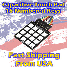 Digital Touch Sensor Capacitive Switch Module For Arduino Pic Diy Us Shipping