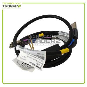 42R6788 IBM 1.5M SAS-YO Cable H89707 * Pulled *
