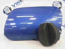 Volkswagen Touareg 2002-2007 Fuel Flap Cover Blue LA5W 7H0010310T