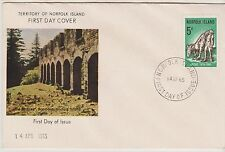 Norfolk Island Territory of the Island First Day Cover 1965