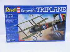 LOT 33656 | Revell 04187 Sopwith Triplane 1:72 Bausatz NEU in OVP