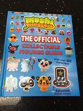 Moshi Monsters: The Official Collectable Figures Guide (Hardback)