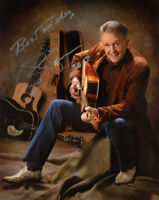 BILL ANDERSON SIGNED AUTOGRAPHED 8x10 PHOTO COUNTRY MUSIC LEGEND BECKETT BAS