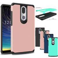 For Coolpad Legacy/Alchemy Shockproof Case Tough Armor Hybrid Slim Cover