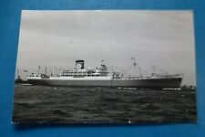 E452 SS URUGUAY STAR SHIP Photo Cammell Laird