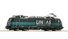 ROCO 73214 Electric Locomotive Br 186 Lineas Epoch V New Ob (Digital Possible)