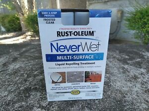 Rust-Oleum NeverWet Multi-Surface Liquid Repelling Treatment (Frosted Clear)