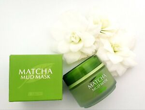💥Clearance💥Best⭐Matcha Green Tea Mud Face Mask – 85g (Deeply Hydrates)