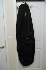 BURTON 156 BLACK SNOWBOARD CARRY CASE
