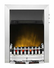 Valor Balmoral Ecolite 2kw Electric Fire Chrome - 047502