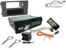 AUDI a6 04-08 unità di testa stereo auto Radio, Bluetooth porta USB mp3 SD, Kit Fascia