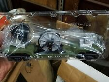 Rare Vintage 1996 LIONEL US Army EXT. Searchlight Car   6-26775