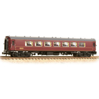 Graham Farish 374-213 N Gauge WCRC Mk1 Pullman Parlour 2nd Coach 99347