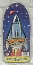 WHAM Rocket Bath Fizzers 10 in a Pack Brand New