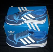 Mens adidas Originals ZX 500_BNWT_Blue_UK Size 11_Bargain