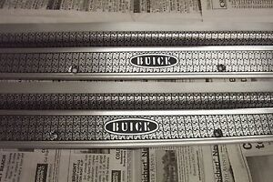 1941 Buick Door Sill, 2 Dr; 50-70 NEW