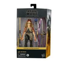 "Hasbro Star Wars The Black Series 6"" inch Jar Jar Binks Action Figure in stock"